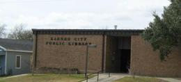 Karnes City Public Library Logo